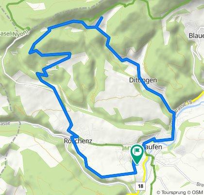 31.08.2020 Bergmattenhof via Chall