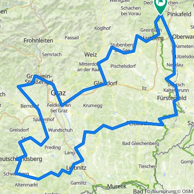 Steirische Weinlandradtour 2020