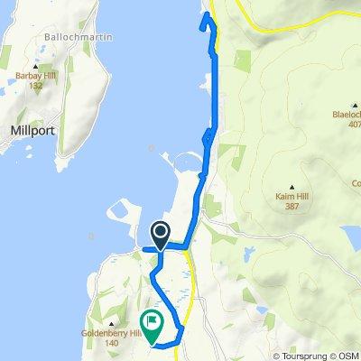 Largs Avenue, West Kilbride to Thirdpart Holdings, West Kilbride