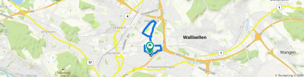 trčanje glattpark