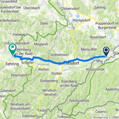 Mogersdorf, Mogersdorf nach Brunn 38, Fehring