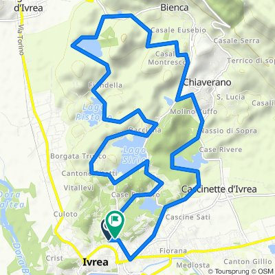 5 Laghi Real
