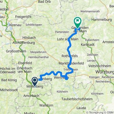 D9 Route 2021 Etappe 2