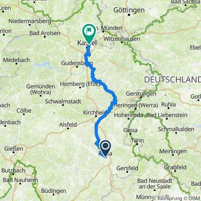 D9 Route 2021 Etappe 4