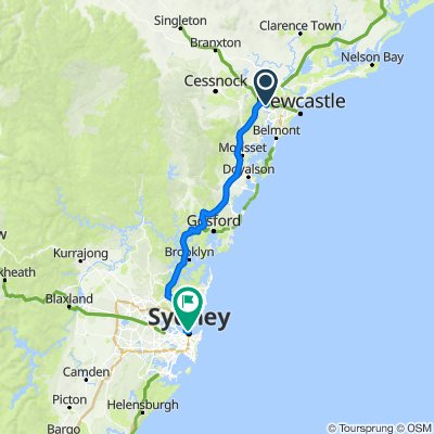 Constitution Drive 87, Cameron Park to Unnamed Road, Sydney