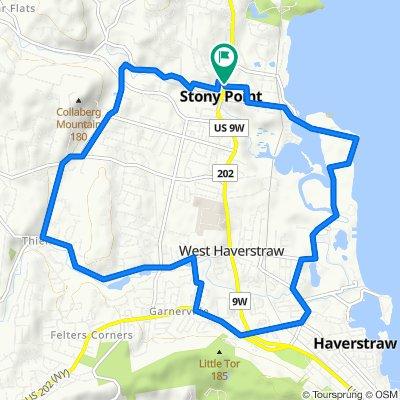 2–44 Summit Ave, Stony Point to 2–44 Summit Ave, Stony Point
