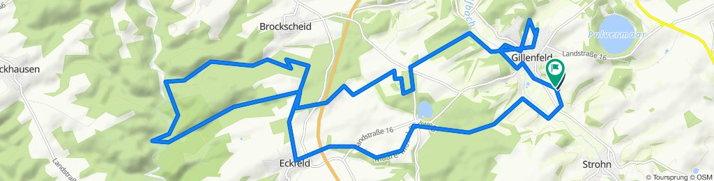 Strohner Straße 31, Gillenfeld nach Strohner Straße 31, Gillenfeld