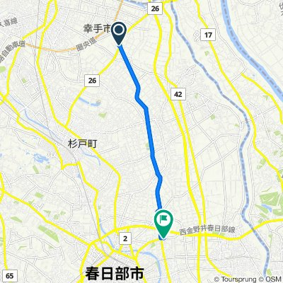 988-1, Satte to 998-4, Kasukabe