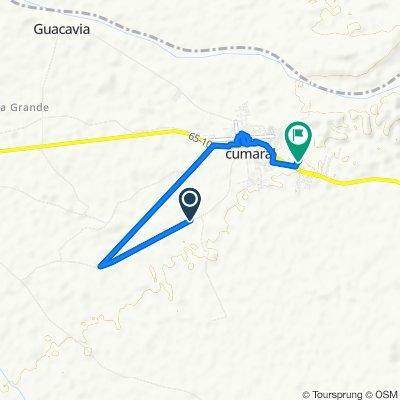 De Unnamed Road a Carrera 11, Cumaral