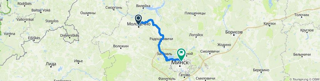 2020 09 01 Маладзечна-Мінск