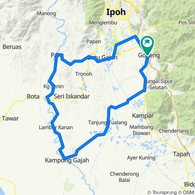 160KM Gopeng Loop