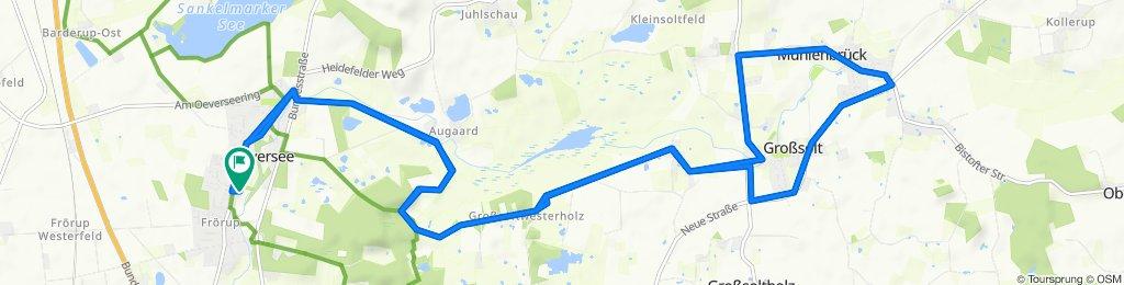 Quellenweg 4, Oeversee nach Quellenweg 4, Oeversee