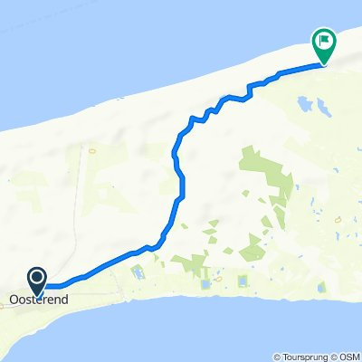 Route van Oosterend 43, Oosterend