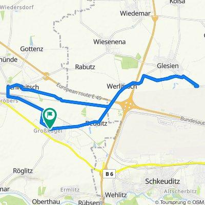 Dorfstraße 24, Kabelsketal nach Dorfstraße 24, Kabelsketal