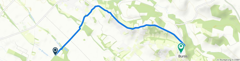 Chemin du Luy, Montardon to Chemin de l'Église 60, Buros