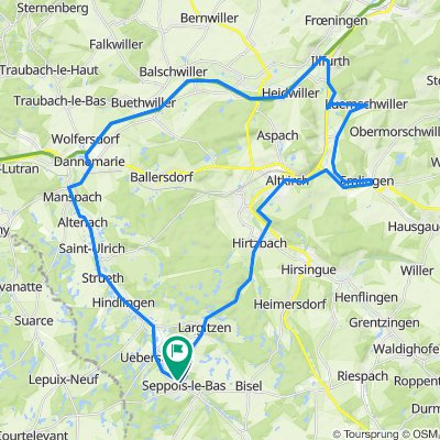VCD Sundgau-Tour 1