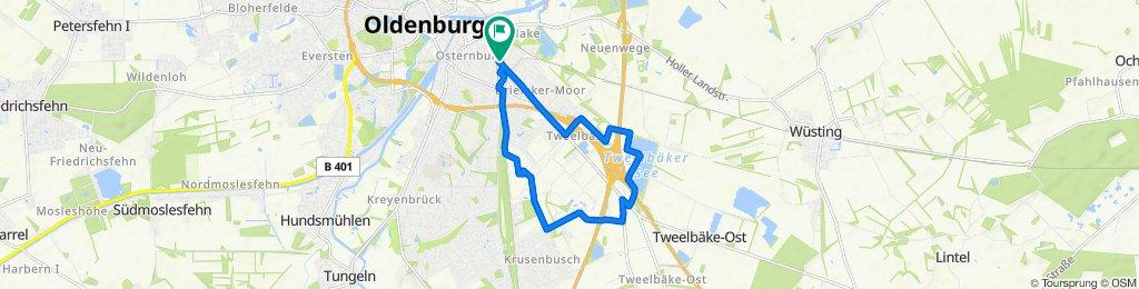 Herrenweg 37B, Oldenburg nach Herrenweg 37B, Oldenburg