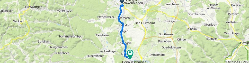 7 Villingen Bhf Donaueschingen