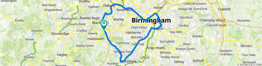 40km - Sunday ride