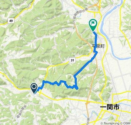 Genbitei to Chusonji, Hiraizumi
