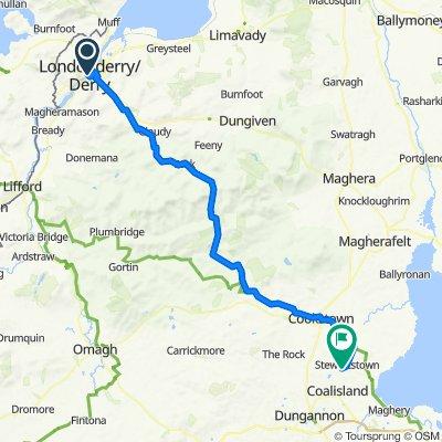 047 Derry to Stewartstown