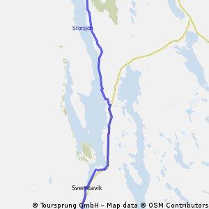 Åsarna - Östersund