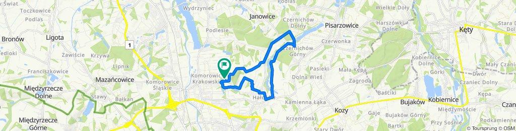 Bystra 27, Bielsko-Biała do Bystra 27, Bielsko-Biała