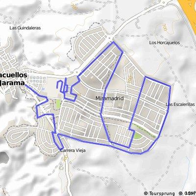 Carrera popular Paracuellos de Jarama