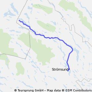Strömsund - Björkvattnet