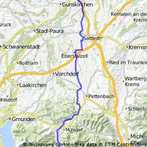 Wels - Grünau