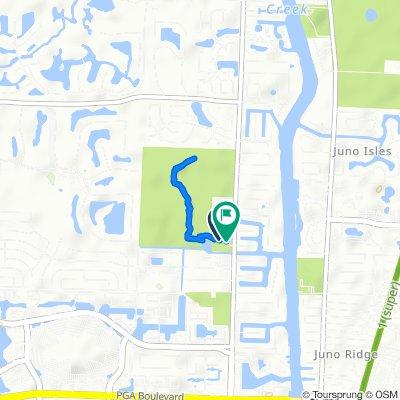 12201 Prosperity Farms Rd, Palm Beach Gardens to 12201 Prosperity Farms Rd, Palm Beach Gardens