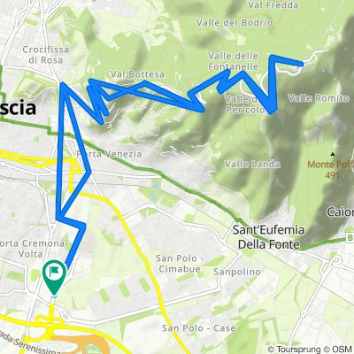 San Zeno Naviglio Cycling