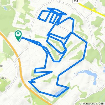 1 Kenwood Ln, Florham Park to 1 Kenwood Ln, Florham Park