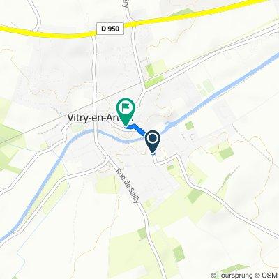 De 15 Rue de Noyelles, Vitry-en-Artois à 19 Rue de l'Église, Vitry-en-Artois