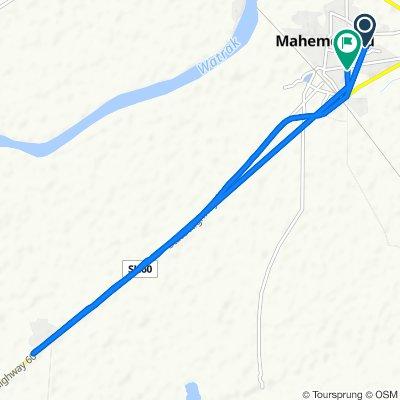 Unnamed Road, Mahemdavad to Kheda Road, Mahemdavad