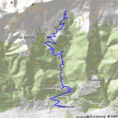 Molè Alpe Combe
