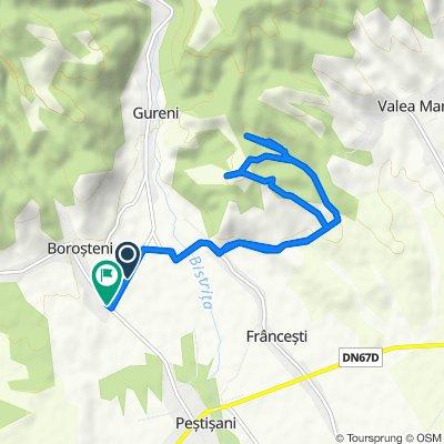 Frâncești - new trail