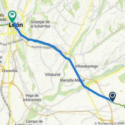 Reliegos - León