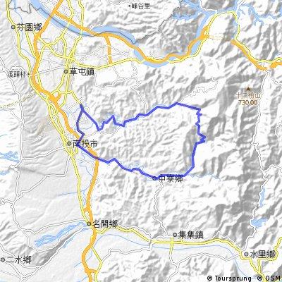 The Jhongliao Loop