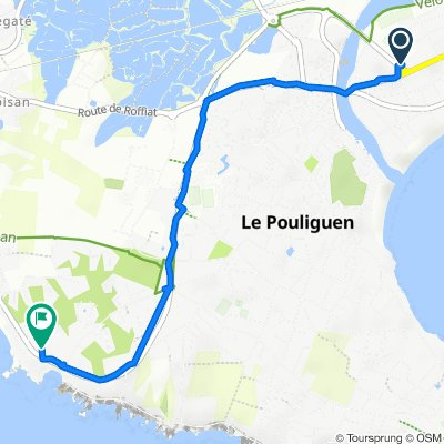 De 2 Boulevard Guy de Champsavin, La Baule-Escoublac à 133 Hameau Les Ajoncs, Batz-sur-Mer