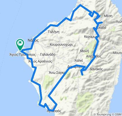2 summit in Naxos