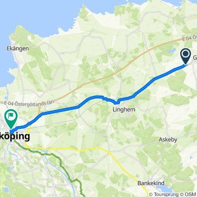 to Linköping part 2