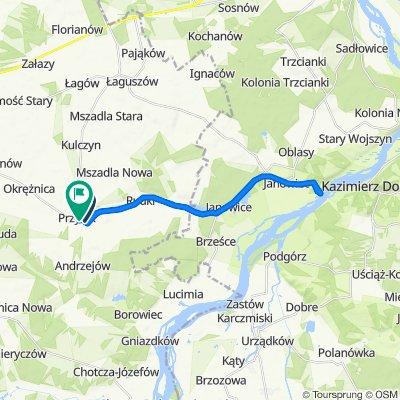 Trasa do Lipiny 8, Przyłęk