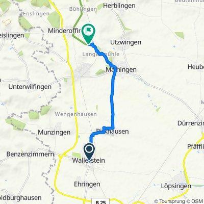 Route von