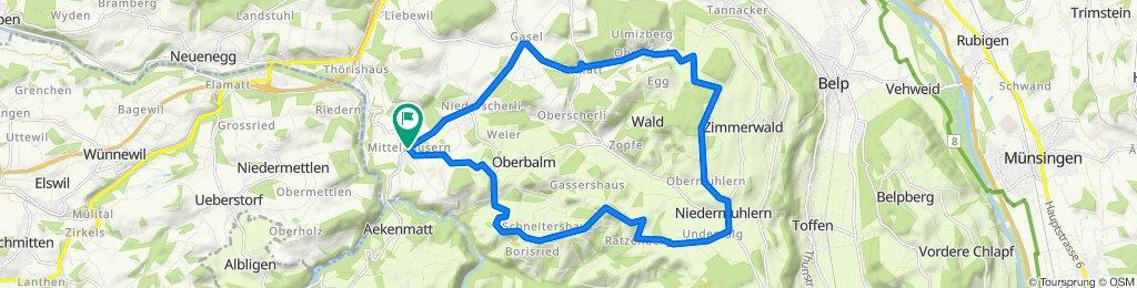Borisried-Niedermuhlern-Oberulmiz