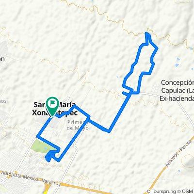 Xonacatepec pista 1