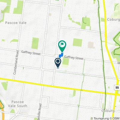 7 Autumn Street, Coburg to 5 Lens Street, Coburg North