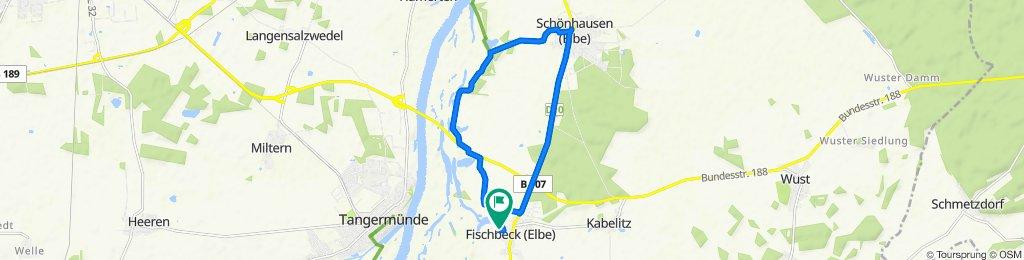 Fährstraße 5, Wust-Fischbeck nach Fährstraße 5, Wust-Fischbeck