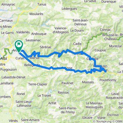 Tarn Aveyron