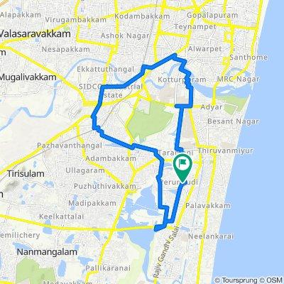 Sunday route